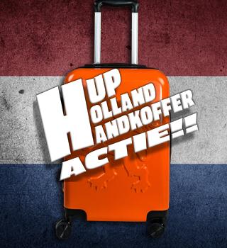 Hup Holland Handkoffer Acties
